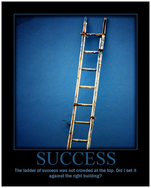 self confidence ladder