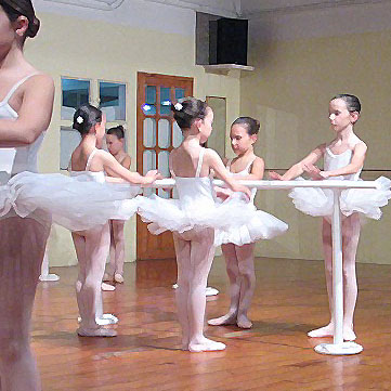 Does ballet increase self confidence?