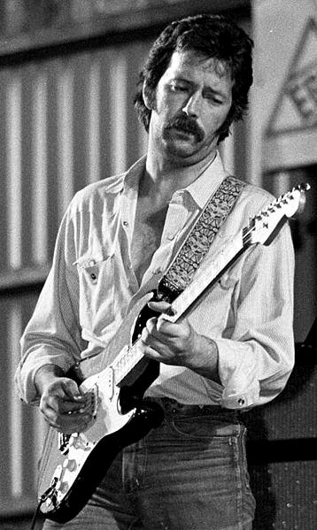 Eric Clapton - Addictive personality or just low self esteem?