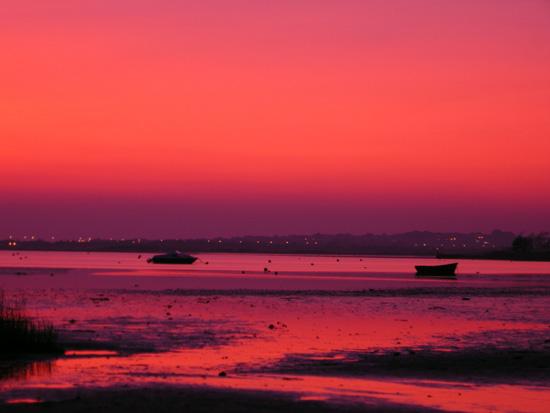 fulfilment sunset