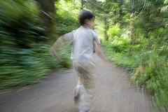 run fear
